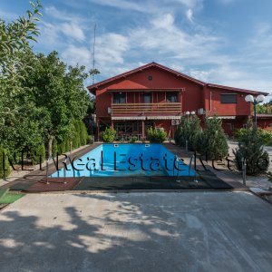 Vila cu teren 7500 mp in Peris, sat Balteni, Padurea Scrovistea cu comision 0%